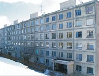 Typy panelových domů běžné v čr